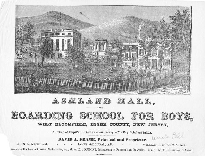 Ashland Hall Boarding School