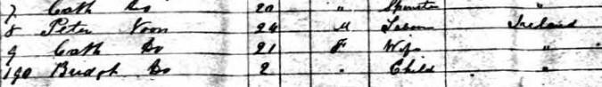 Noone 1863 Passenger List (2)