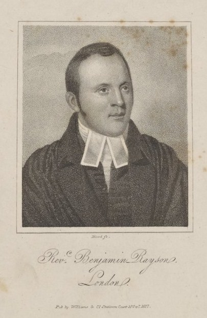 Rayson, Benjamin