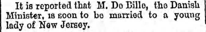 De Bille-Zabriskie 186 Wedding The_Brooklyn_Daily_Eagle_Tue__Jan_12__1869_