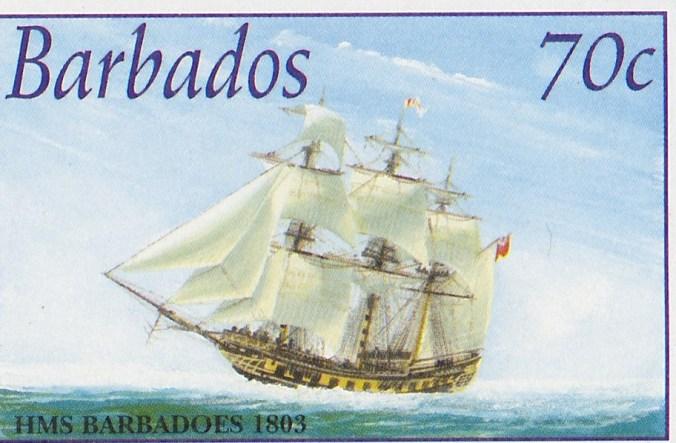 HMS Barbadoes